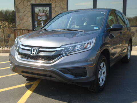 2016 Honda CR-V for sale at Rogos Auto Sales in Brockway PA