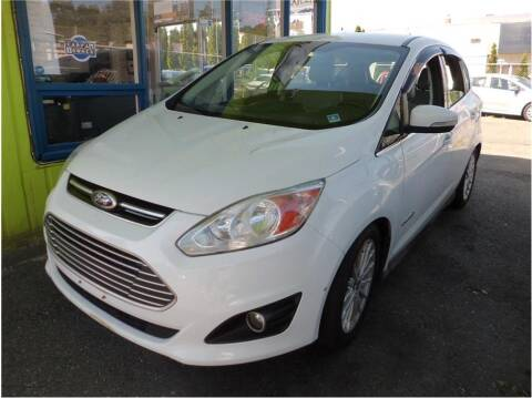 2014 Ford C-MAX Hybrid for sale at Klean Carz in Seattle WA