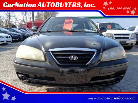 2006 Hyundai Elantra for sale at CarNation AUTOBUYERS, Inc. in Rockville Centre NY
