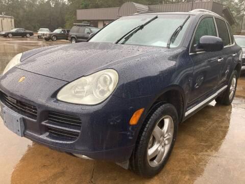 2005 Porsche Cayenne for sale at Peppard Autoplex in Nacogdoches TX