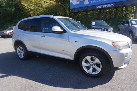 2011 BMW X3 for sale at Bloom Auto in Ledgewood NJ