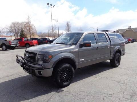 2014 Ford F-150 for sale at State Street Truck Stop in Sandy UT