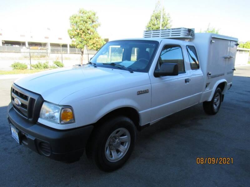 2011 Ford Ranger for sale at California Auto Enterprises in San Jose CA