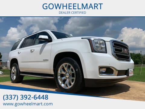 2017 GMC Yukon for sale at GOWHEELMART in Leesville LA