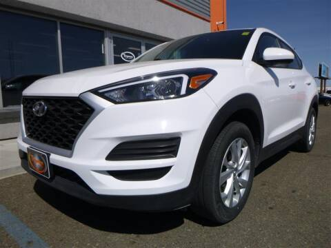 2019 Hyundai Tucson for sale at Torgerson Auto Center in Bismarck ND