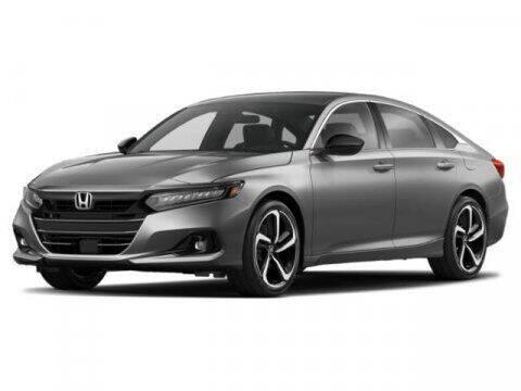 2021 Honda Accord for sale in Carson City, NV