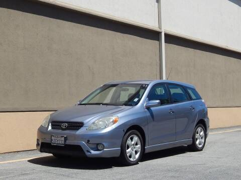 2006 Toyota Matrix for sale at Gilroy Motorsports in Gilroy CA