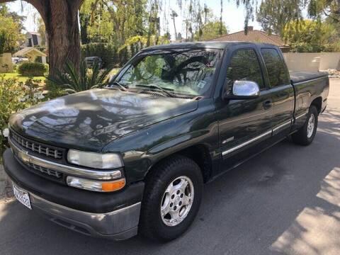 2002 Chevrolet Silverado 1500 for sale at Boktor Motors in North Hollywood CA