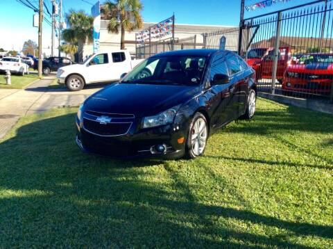 2013 Chevrolet Cruze for sale at Car City Autoplex in Metairie LA