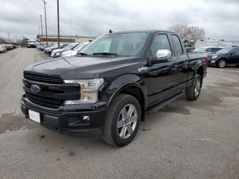2018 Ford F-150 for sale at CousineauCars.com in Appleton WI
