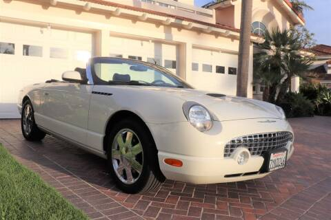2002 Ford Thunderbird for sale at Newport Motor Cars llc in Costa Mesa CA
