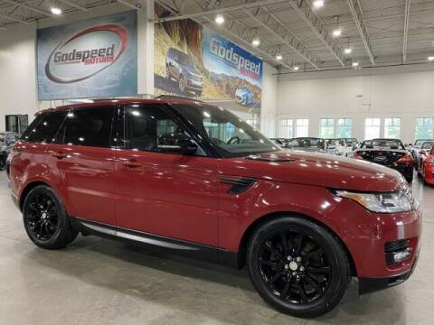2014 Land Rover Range Rover Sport for sale at Godspeed Motors in Charlotte NC