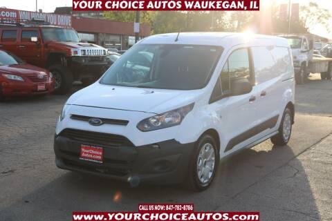 2018 Ford Transit Connect Cargo for sale at Your Choice Autos - Waukegan in Waukegan IL