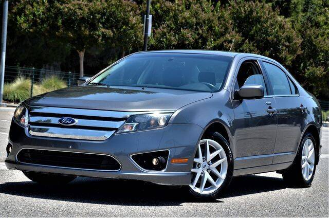 2011 Ford Fusion for sale in Reseda, CA