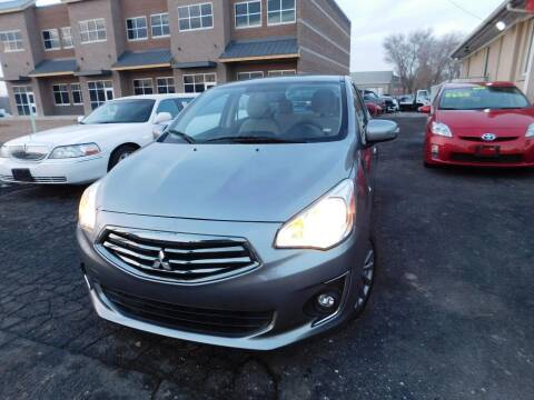 2017 Mitsubishi Mirage G4 for sale at Gold Star Auto Sales in Murry UT