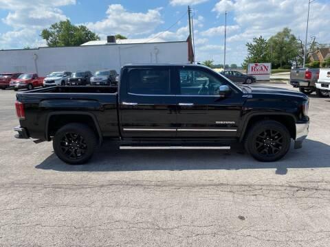 2018 GMC Sierra 1500 for sale at Ramsey Motors in Riverside MO
