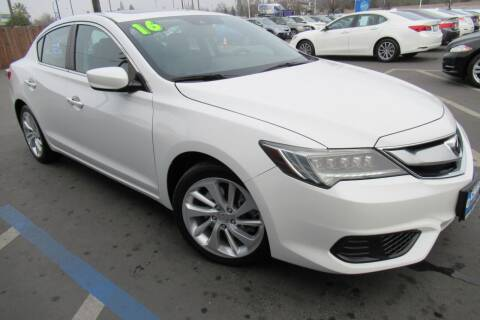 2016 Acura ILX for sale at Choice Auto & Truck in Sacramento CA