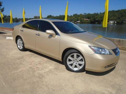 2008 Lexus ES 350 for sale at Lake Carroll Auto Sales in Carrollton GA