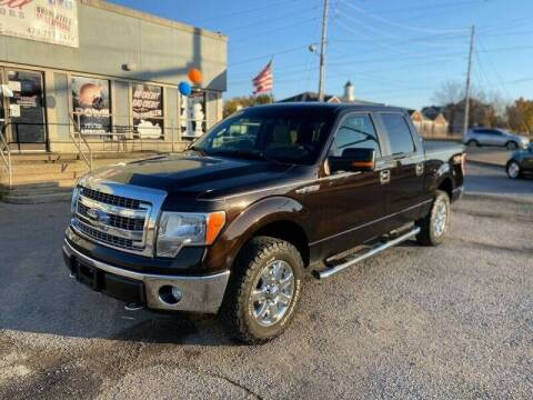 2013 Ford F-150 for sale at Bagwell Motors in Lowell AR