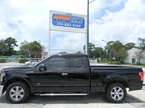 2016 Ford F-150 for sale at APC Auto Sales in Fort Pierce FL