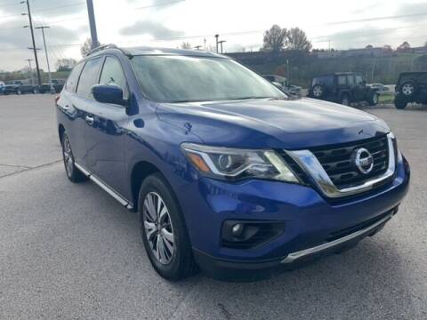 2019 Nissan Pathfinder for sale at Mann Chrysler Dodge Jeep of Richmond in Richmond KY