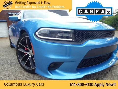 2016 Dodge Charger for sale at Columbus Luxury Cars in Columbus OH