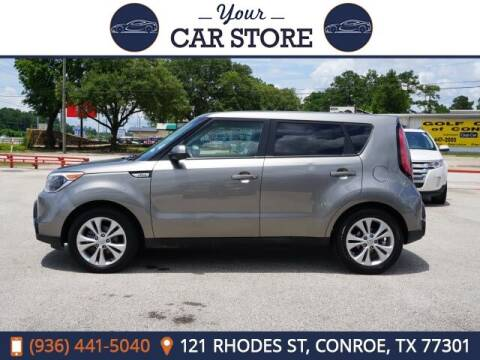 2016 Kia Soul for sale at Your Car Store in Conroe TX