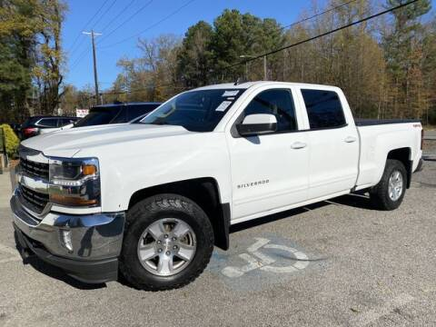 2016 Chevrolet Silverado 1500 for sale at Star Auto Sales in Richmond VA