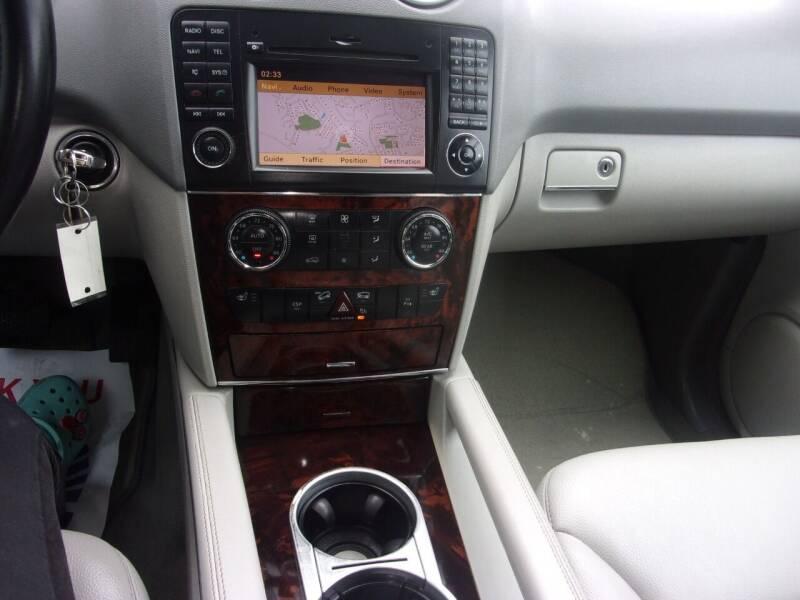 2011 Mercedes-Benz M-Class AWD ML 350 BlueTEC 4MATIC 4dr SUV - Lanham MD