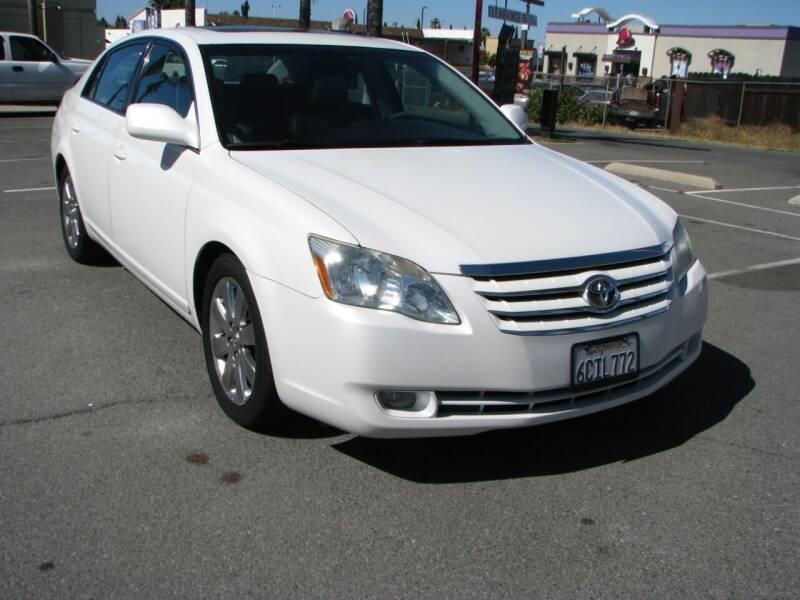 2005 Toyota Avalon for sale at M&N Auto Service & Sales in El Cajon CA