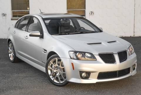 2009 Pontiac G8 for sale at Vantage Auto Group - Vantage Auto Wholesale in Moonachie NJ