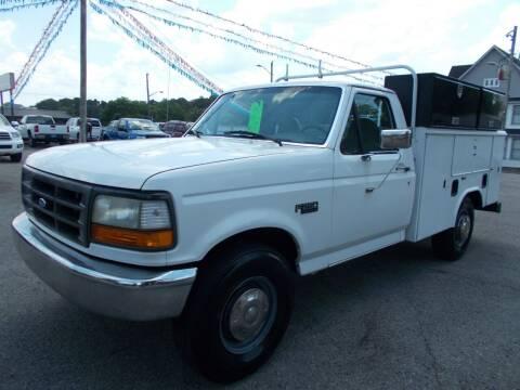 1997 Ford F-250 for sale at Culpepper Auto Sales in Cullman AL
