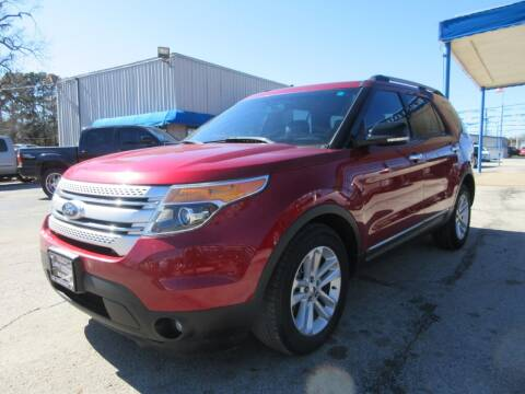 2013 Ford Explorer for sale at Quality Investments in Tyler TX
