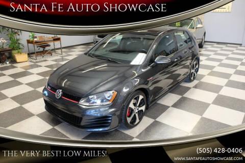 2015 Volkswagen Golf GTI for sale at Santa Fe Auto Showcase in Santa Fe NM