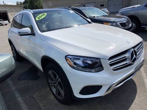 2016 Mercedes-Benz GLC for sale at CBS Quality Cars in Durham NC