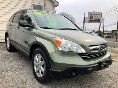 2008 Honda CR-V for sale at Mayer Motors of Pennsburg - Green Lane in Green Lane PA