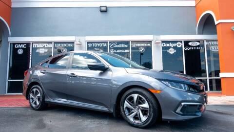 2020 Honda Civic for sale at Car Depot in Miramar FL