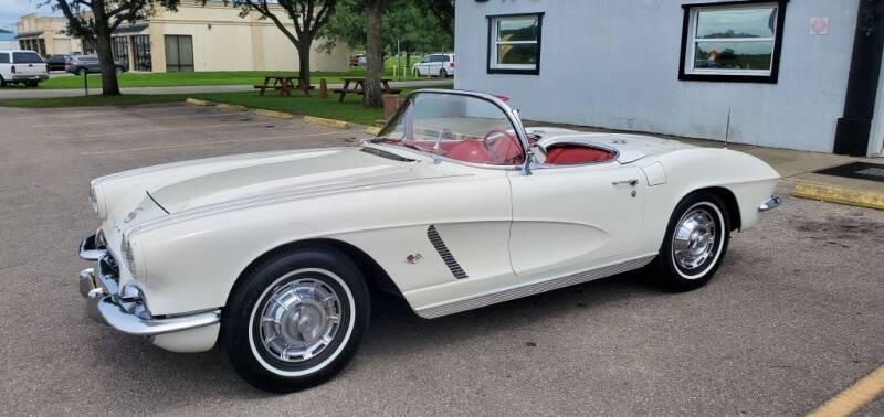 1962 Chevrolet Corvette for sale at Executive Automotive Service of Ocala in Ocala FL