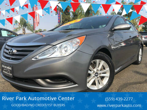 2014 Hyundai Sonata for sale at River Park Automotive Center in Fresno CA