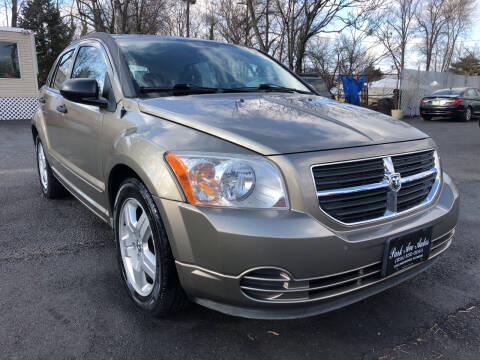 2008 Dodge Caliber for sale at PARK AVENUE AUTOS in Collingswood NJ