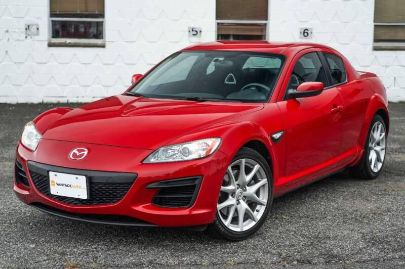 2010 Mazda RX-8 for sale at Vantage Auto Wholesale in Moonachie NJ