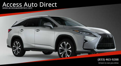 2019 Lexus RX 350L for sale at Access Auto Direct in Baldwin NY