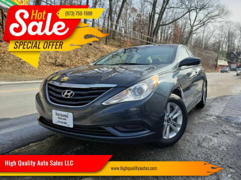 2012 Hyundai Sonata for sale at High Quality Auto Sales LLC in Bloomingdale NJ