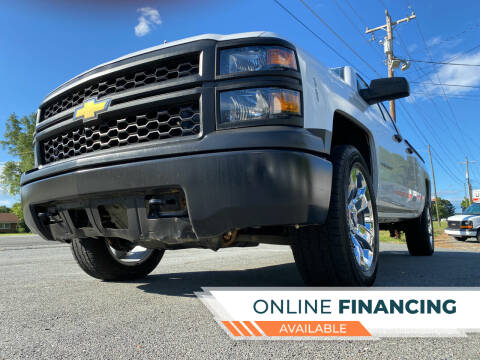 2015 Chevrolet Silverado 1500 for sale at Prime One Inc in Walkertown NC