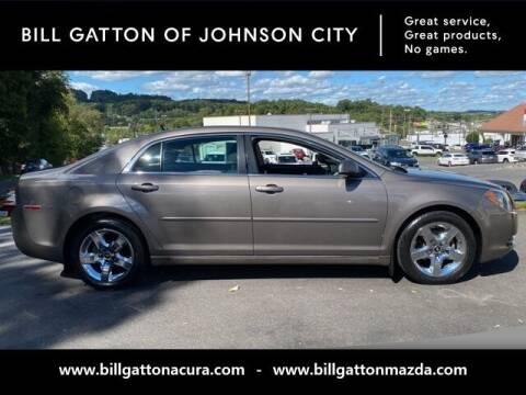 2010 Chevrolet Malibu for sale at Bill Gatton Used Cars - BILL GATTON ACURA MAZDA in Johnson City TN
