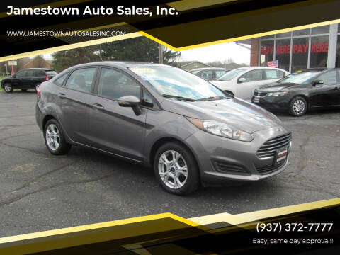 2014 Ford Fiesta for sale at Jamestown Auto Sales, Inc. in Xenia OH