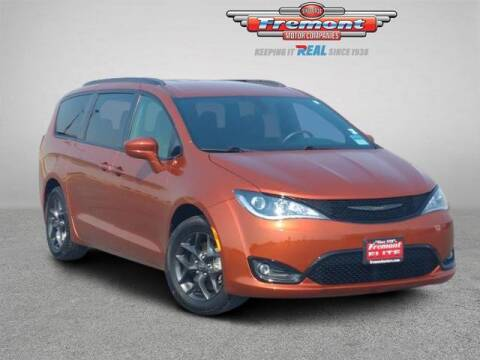 2018 Chrysler Pacifica for sale at Rocky Mountain Commercial Trucks in Casper WY