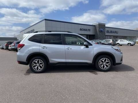 2021 Subaru Forester for sale at Schulte Subaru in Sioux Falls SD