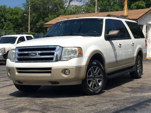 2010 Ford Expedition EL for sale at Kugman Motors in Saint Louis MO