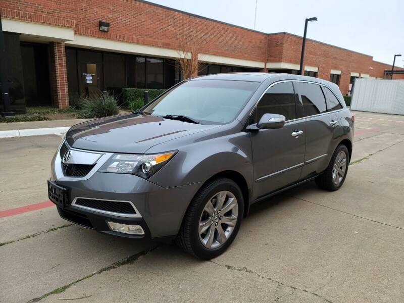 2012 Acura MDX for sale at DFW Autohaus in Dallas TX